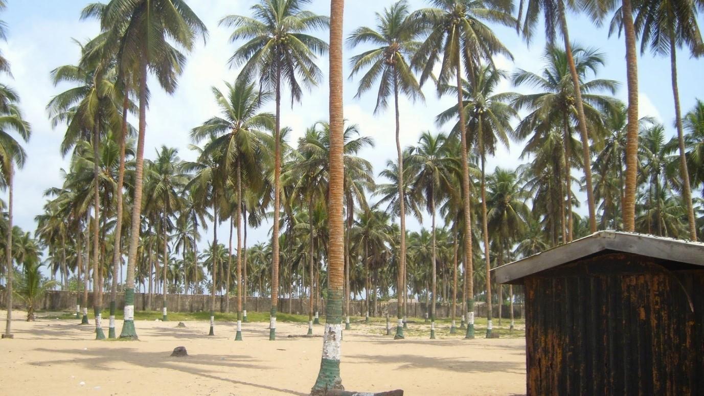 Badagry Beach Nigeria
