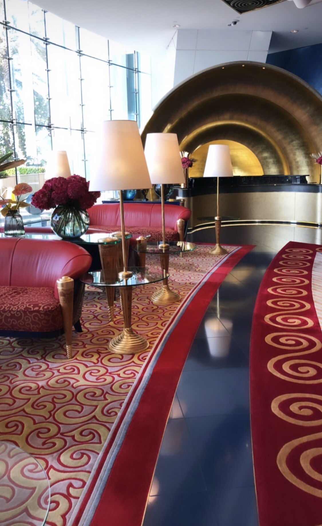 How to maximise your 1st experience at a Luxury hotel.